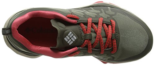 Mujer Outdry para Cypress Azul ATS Exterior Sunset Trail Red Fs38 para Columbia Deporte Zapatillas De w0vntHnqAR