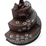Golda's Kitchen Rolled Fondant - Brown - Chocolate - 1 kg