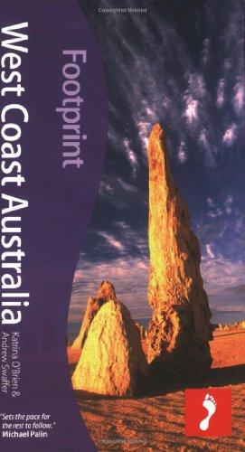 West Coast Australia, 3rd: Tread Your Own Path (Footprint Handbooks)