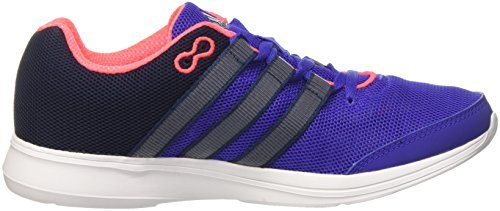adidas Damen Lite Runner W Trainingsschuhe Mehrfarbig (Night Flash/Coll Navy)