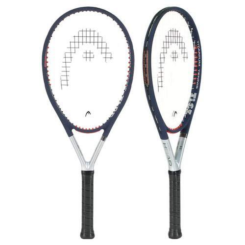 Pre-Strung Head Tis5 Comfortzone Performance Tennis Racquet