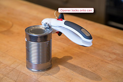 ZYLISS Lock N' Lift Can Opener w...