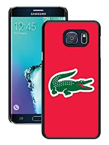 Popular Samsung Galaxy Note 5 Cover Case ,Lacoste 4 Black Samsung Galaxy Note 5 Case Hot Sale And Unique Designed Phone Case