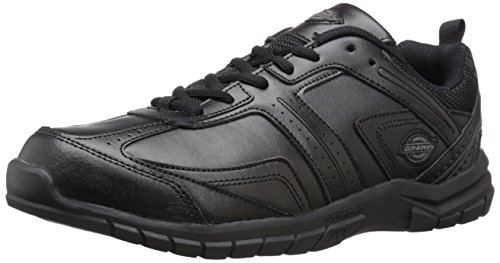 Dickies Mens Vanquish Health Care   Food Service Shoe  Black  12 M Us