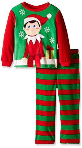 Elf on The Shelf Boys' Holiday Stripes