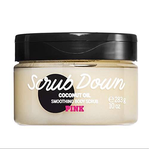 VS PINK Scrub Down Coconut Oil Smoothing Body Scrub