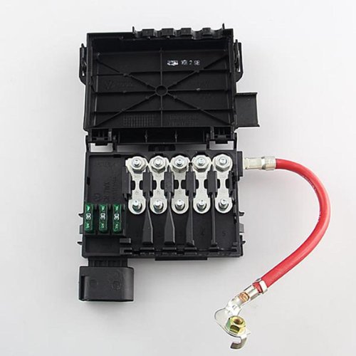 fuse box amazon com baifm oem fuse box battery terminal fit for vw jetta golf mk4 beetle 2 0 1 9tdi