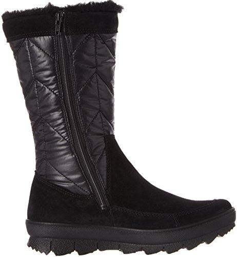 00 schwarz Women 00934 1 Legero Boots schwarz black Awq6qYR