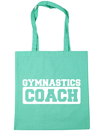 Beach Mint litres x38cm Shopping HippoWarehouse Coach Gymnastics 42cm Bag Tote Gym 10 FqnvPXg6