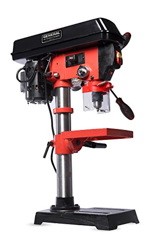 """General Intl. Power Products DP2002 10"""" 5 Speed Drill Press"""