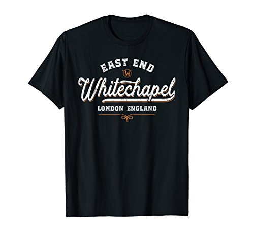 London England Whitechapel t-shirt