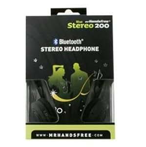Mr Handsfree Blue stereo 200 - Auriculares de diadema abiertos, azul