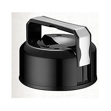 ... ml 12v / 24v home car smart portátil hervidor eléctrico negro oro taza de acero inoxidable universal calentador de agua (Color : Black) : Amazon.es