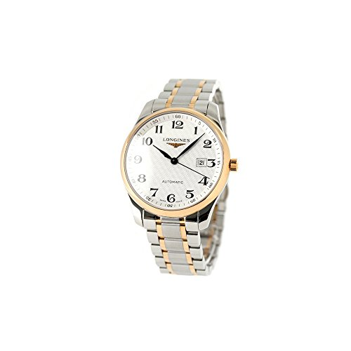 Longines Master Collection Two-Tone Automatic Mens Watch ...