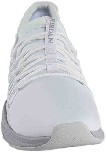Jordan Mens Formula 23 Toggle Basketball Shoes White