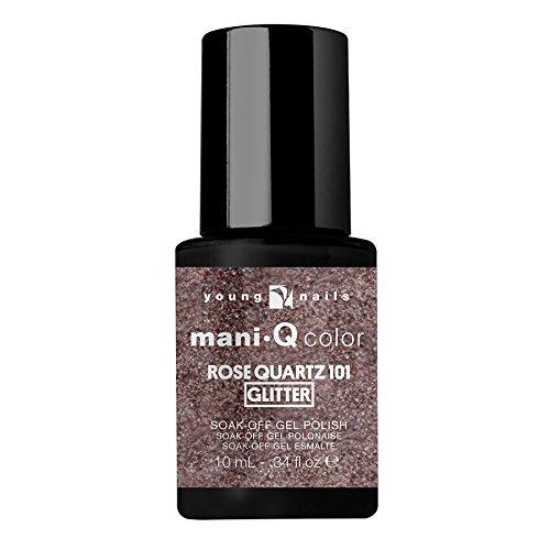 Young Nails MQ Color, Rose Quartz 1, 0.33 Ounce