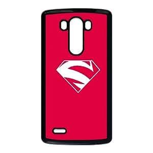 LG G3 Cell Phone Case Black Abstract Super Logo JNR2076461