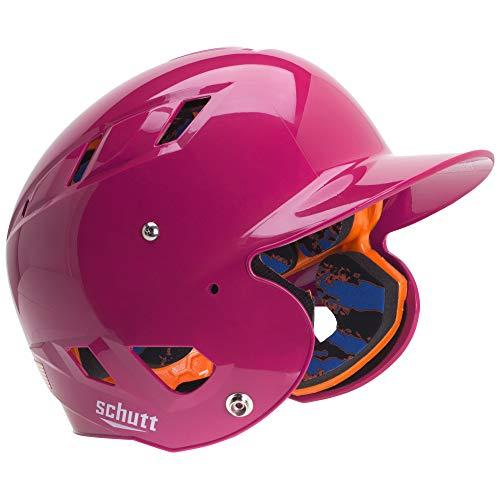 Schutt Sports AiR 5.6 Softball Batter's Helmet, High Gloss Pink, X-Small