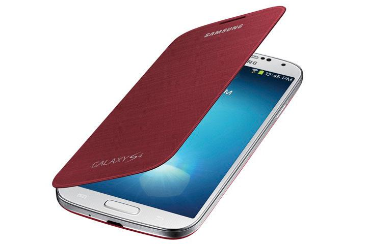 ... Cover Case protects your Galaxy S4 screen from smudges and scratches