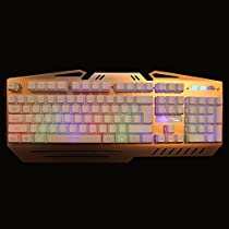 CHXDD Mechanical Gaming Keyboard Keys Gaming Keyboard with #7D,with best service