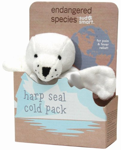 UPC 074213018312, Endangered Species Harp Seal Cold Pack, 5.3 Ounce Boxes