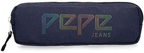 Estuche Pepe Jeans Osset azul: Amazon.es: Equipaje