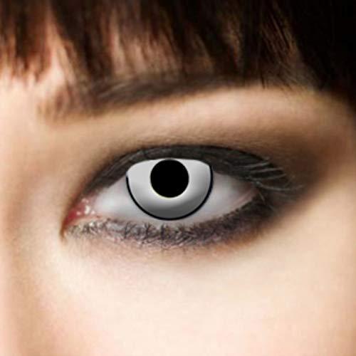🥇 Leo Eyes Lentillas blancas