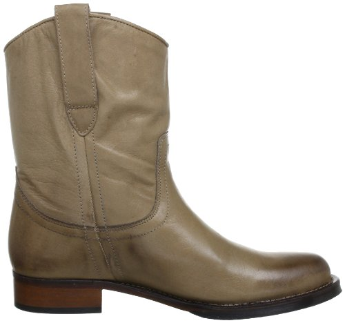 Brown D1887 Taupe Boots Leather WoMen HiPP Braun Taupe qf4wxTBxFX