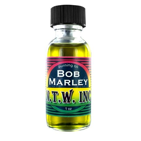 Bob Marley Type Aromatic Oil By N.T.W. - 100% Ultra Concentrated Fragrance Oil - Ideal for Home, Bath, Office & More - Aroma Lovers' 1st Choice - Long Lasting Effects (Fragrance Lamps Wholesale)