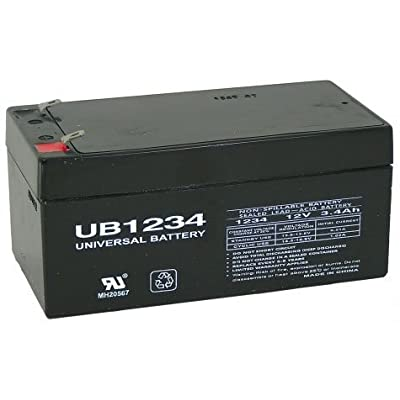 12V 3.5AH SLA Battery replaces BP3-12 BP3.6-12 CF12V2.6 CFM12V3 CP1232