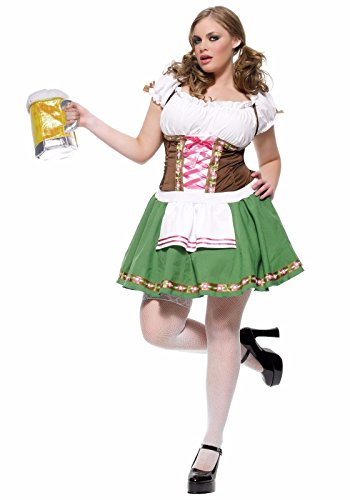 Gretchen Adult Costume - Plus Size (Gretchen Halloween Costume Plus Size)