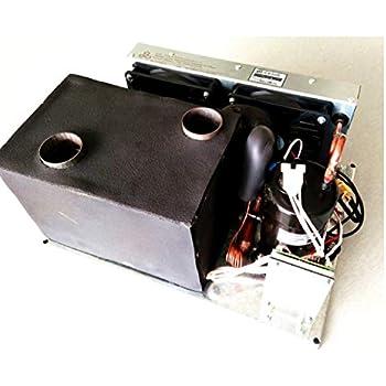 Amazon com: Mini Cooling Accessories Micro DC Air Conditioner Kit