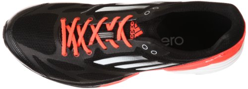 low priced a0c52 cd2a9 Adidas adiZero Feather 2 M Black Infrared Sprint Web Mens Ru