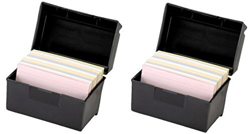 Bestselling Index Card Storage