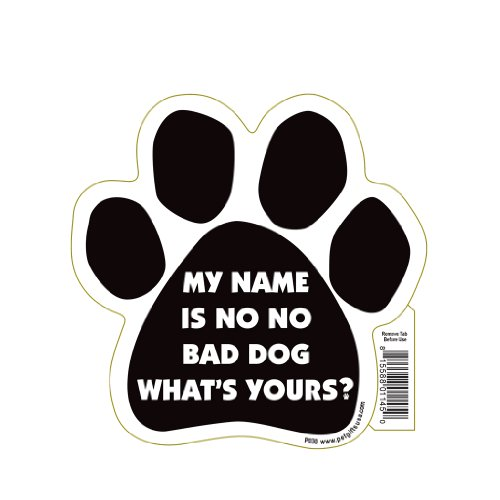 my-name-is-no-no-bad-dog-whats-yours-paw-magnet