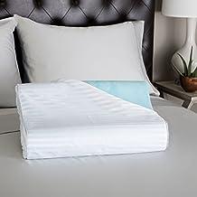 Grande Hotel Collection Gel Memory Foam Contour Pillow