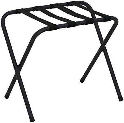 Furinno FLR1601 Foldable Luggage Black