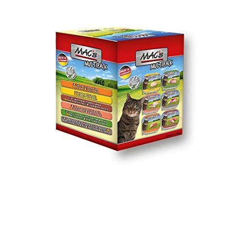 MACs Cat Multipack 1 | 6X 85g Katzenfutter nass