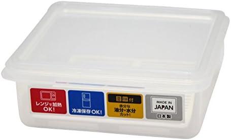 高儀 TAKAGI 目皿付保存容器 小・並