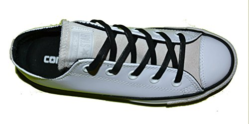 CONVERSE Lackleder-Sneakers CT OX in Weiß/ Creme Gr:36,5 ( 23 cm )