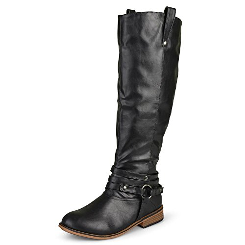 Extra Wide Calf Dress Boot - 9