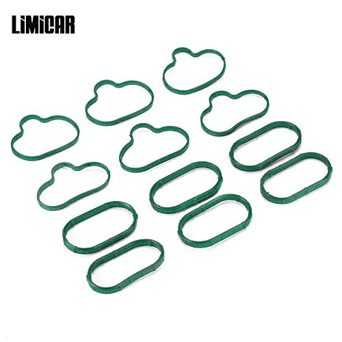 - LIMICAR Engine Manifold Gasket Set MS92586-1 Compaible w/ 07-09 Ford Fusion Mercury Milan 05-08 Mazda 6 Tribute Mercury Mariner 05-07 Ford Escape 04-05 Mercury Sable Ford Taurus 05-06 Mercury Montego