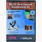 Delta Do-It-Yourself Woodworking CD-ROM Kit by Black Decker/ Delta