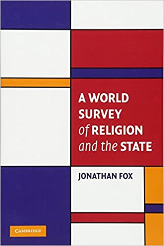 A World Survey of Religion and the State (Cambridge Studies