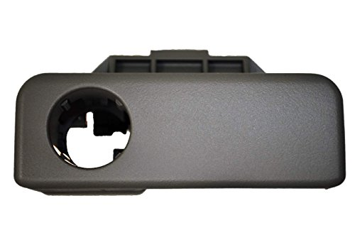 - PT Auto Warehouse TO-2533G-LT - Glove Compartment Box Latch Handle, Gray