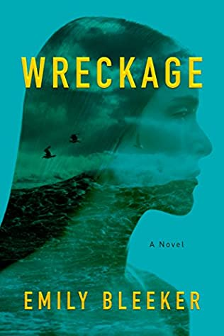 book cover of Wreckage