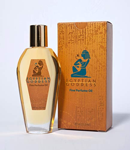 Auric Blends Egyptian Goddess, Fine Perfume Oil 1.87 oz