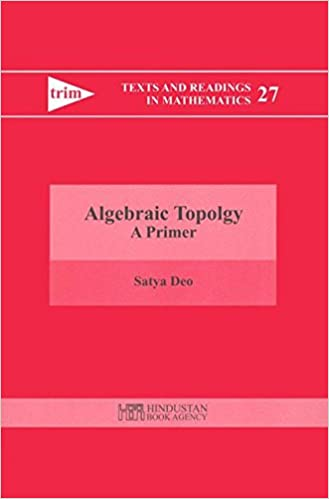 Basic Concepts of Algebraic Topology