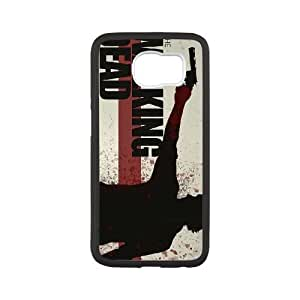 SamSung Galaxy S6 White The Walking Dead phone cases&Holiday Gift