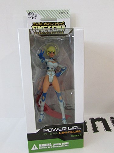 (DC Direct AmeComi Heroine Series 3 Mini PVC Figure Power Girl)